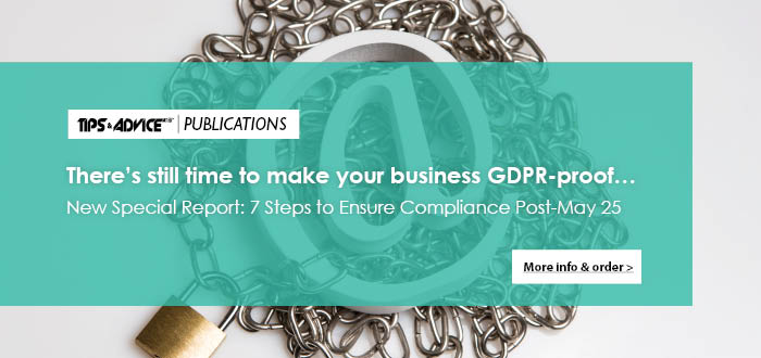 GDPR - 7 Steps to Ensure Compliance Post May-25