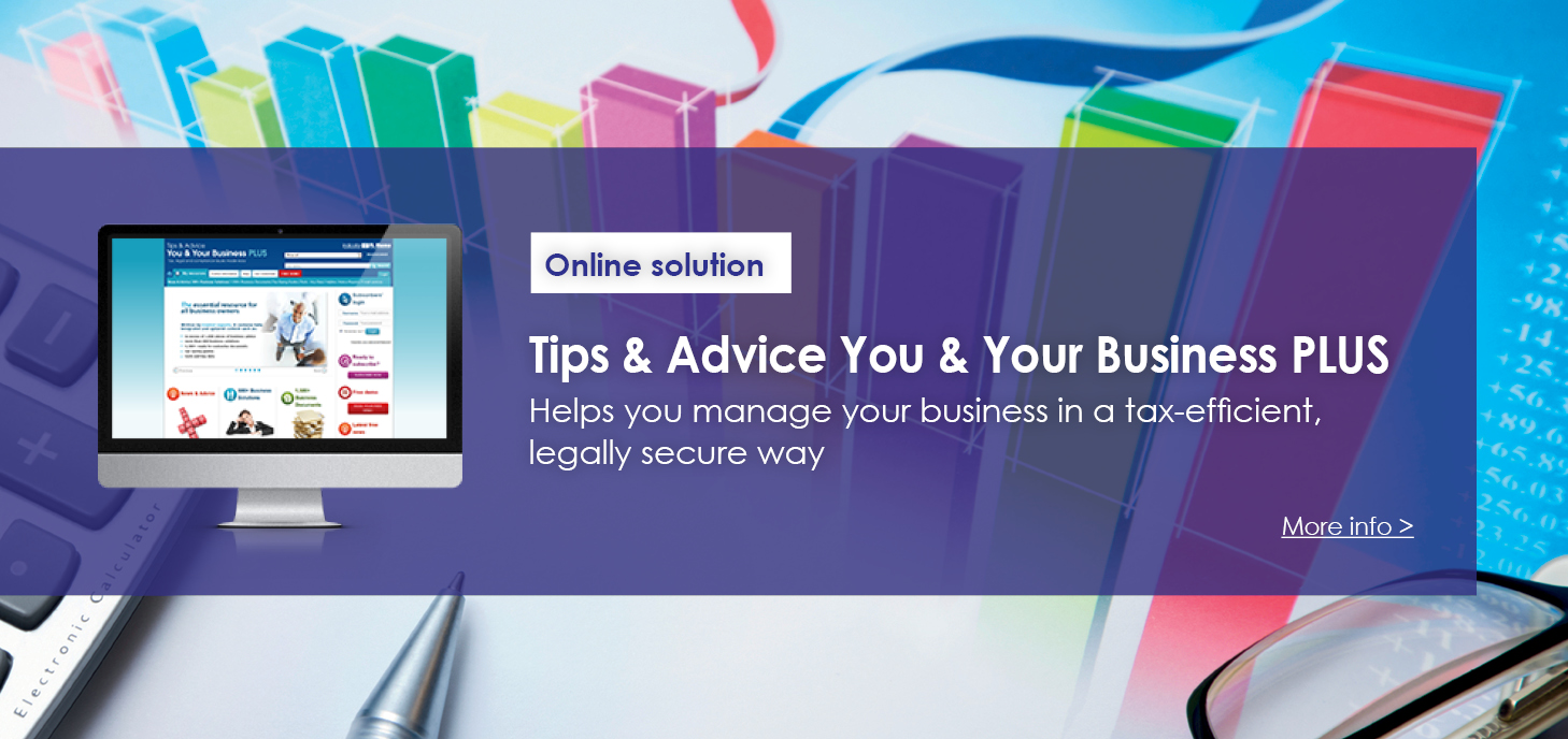 Tips & Advice You & Your Business PLUS