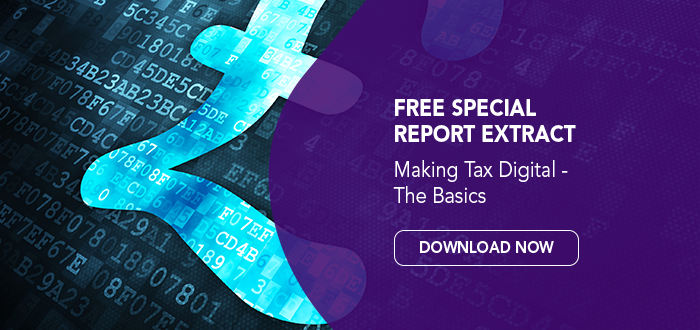 Free Special Report Extract: Making Tax Digital - The Basics