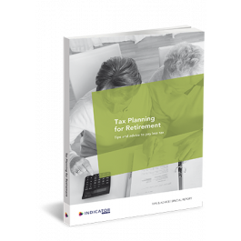 Tax Planning for Retirement