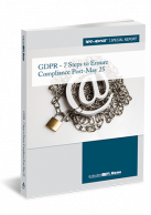 GDPR - 7 Steps to Ensure Compliance Post-May 25